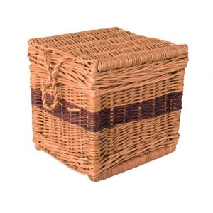 Oasis Chestnut Willow Ashes Casket