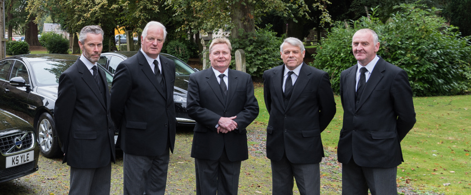Andrew Brunton, Tom Guthrie,David Irvine, Donald Ross, George (Dod) Butler